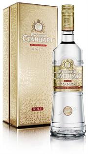 Russian Standard Vodka Gold 1.00l